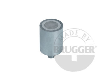 Stabgreifer AlNiCo, bar magnets AlNiCo, Aimants grappin cylindriques en AlNiCo